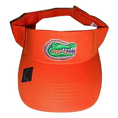 Florida Gators Adult Team Logo Visor, オレンジ