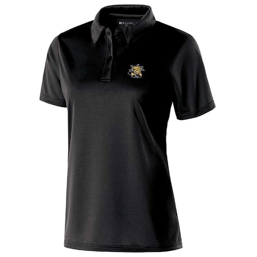 Ouray Sportswear NCAA Wichita State Shockers Women's Shift Polo, Mediu
