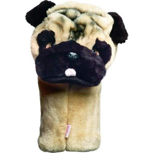 Daphne's Pug Headcovers