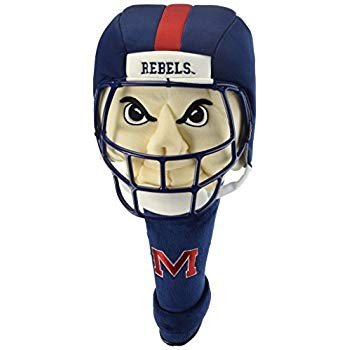 Team Effort Ole Miss Rebels Shaft Gripper Mascot Headcover