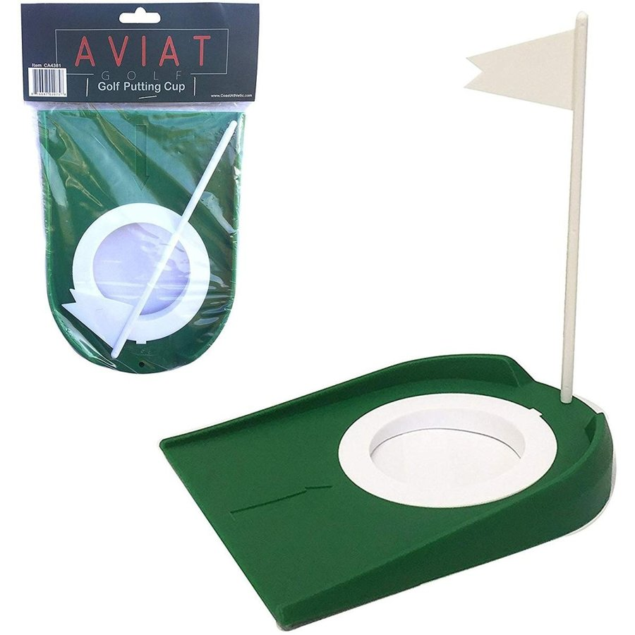 Aviat Classic Golf Putting Practice Cup | Golf Putting Hole