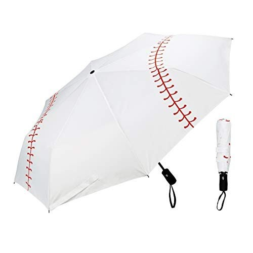 Ballpark Elite Baseball Umbrella - Portable with Automatic Open Close
