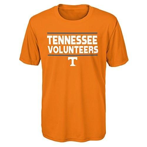 Outerstuff NCAA Tennessee Volunteers Youth Boys Short Sleeve Performan