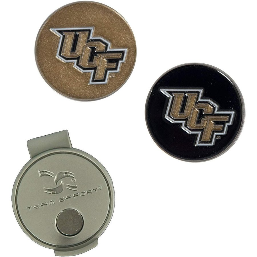 Team Effort Central Florida Knights Hat Clip & 2 Ball Markers