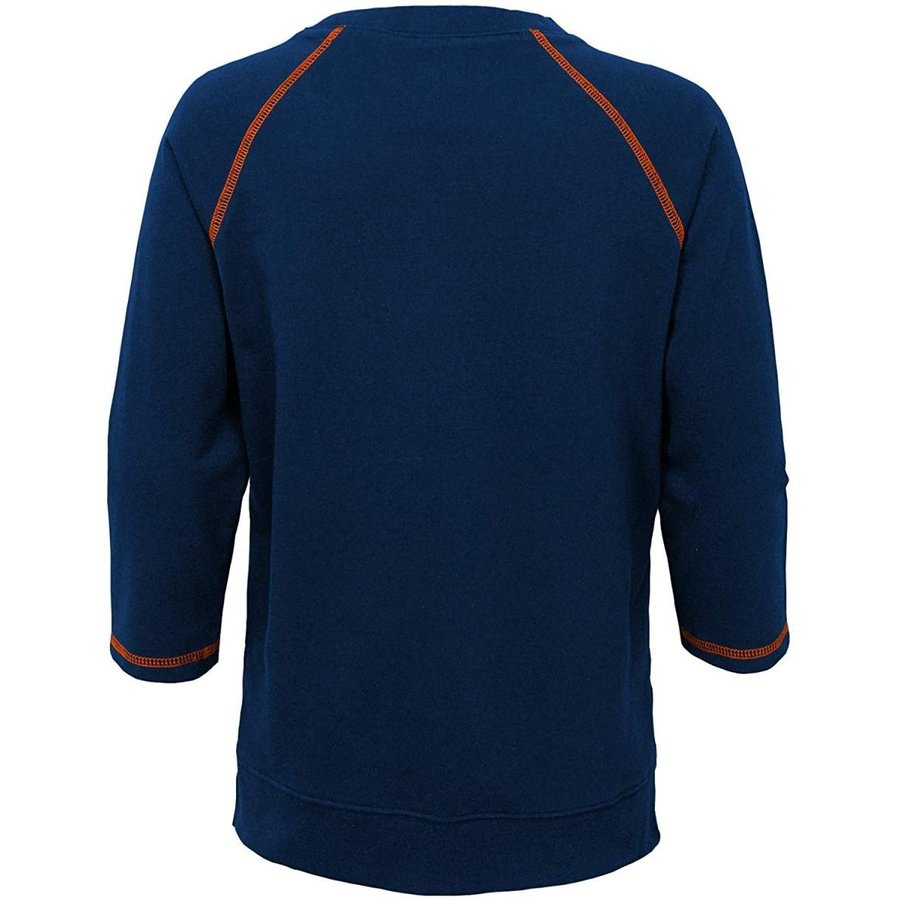 NFL Denver Broncos Youth Boys Overthrow' Pullover Top Dark Navy, Youth