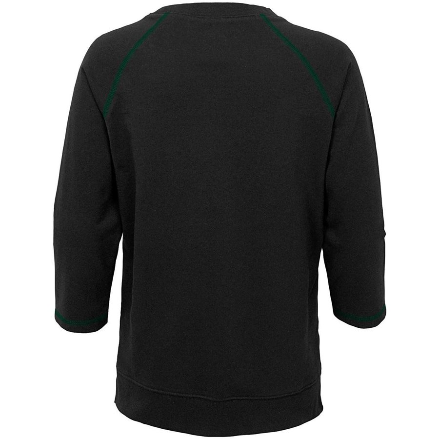 NFL New York Jets Youth Boys Overthrow' Pullover Top 黒, Youth X-La