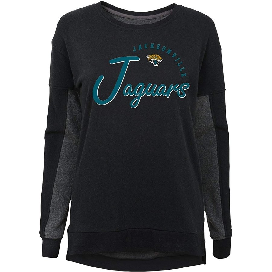 Outerstuff NFL Jacksonville Jaguars Youth Boys in The Mix Long Sleeve