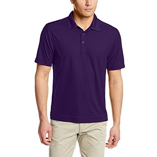 Cutter & Buck Men's Cb Drytec Northgate Polo Shirt, College 紫の, X-
