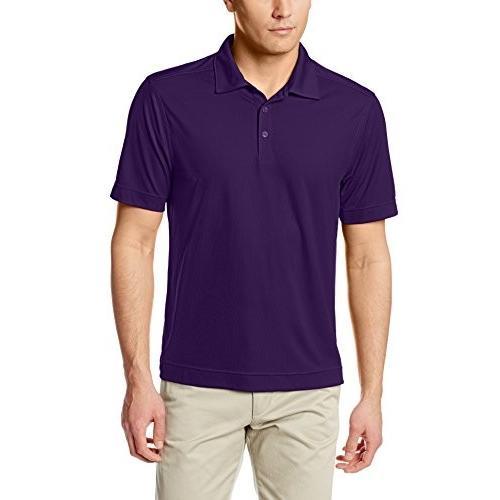 Cutter & Buck Men's Cb Drytec Northgate Polo Shirt, College 紫の, X-