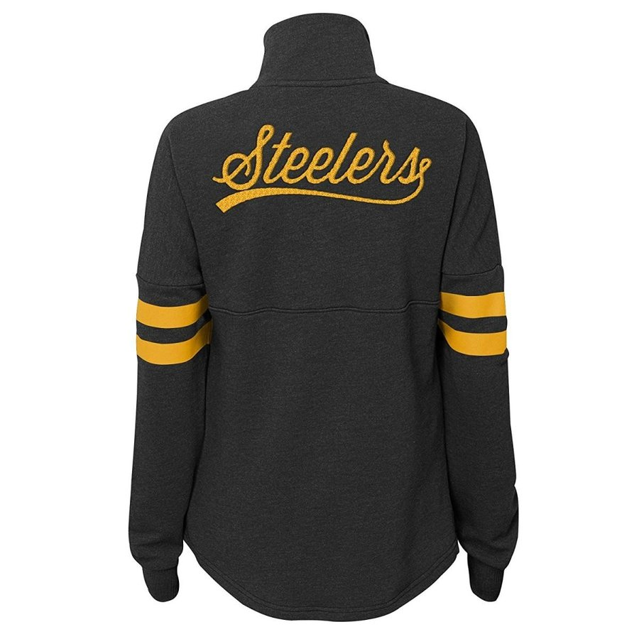 Outerstuff NFL NFL Pittsburgh Steelers Juniors Classic Throw Varsity 1