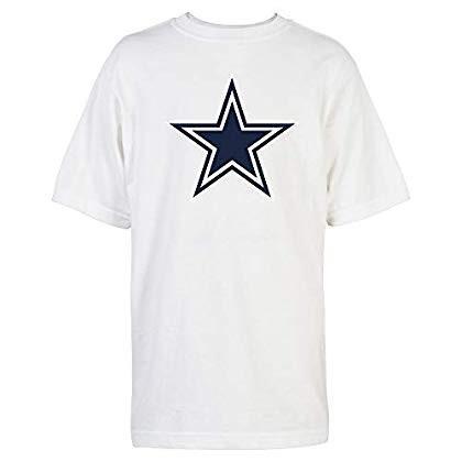 NFL Dallas Cowboys Logo Premier Tee, XL, 白い