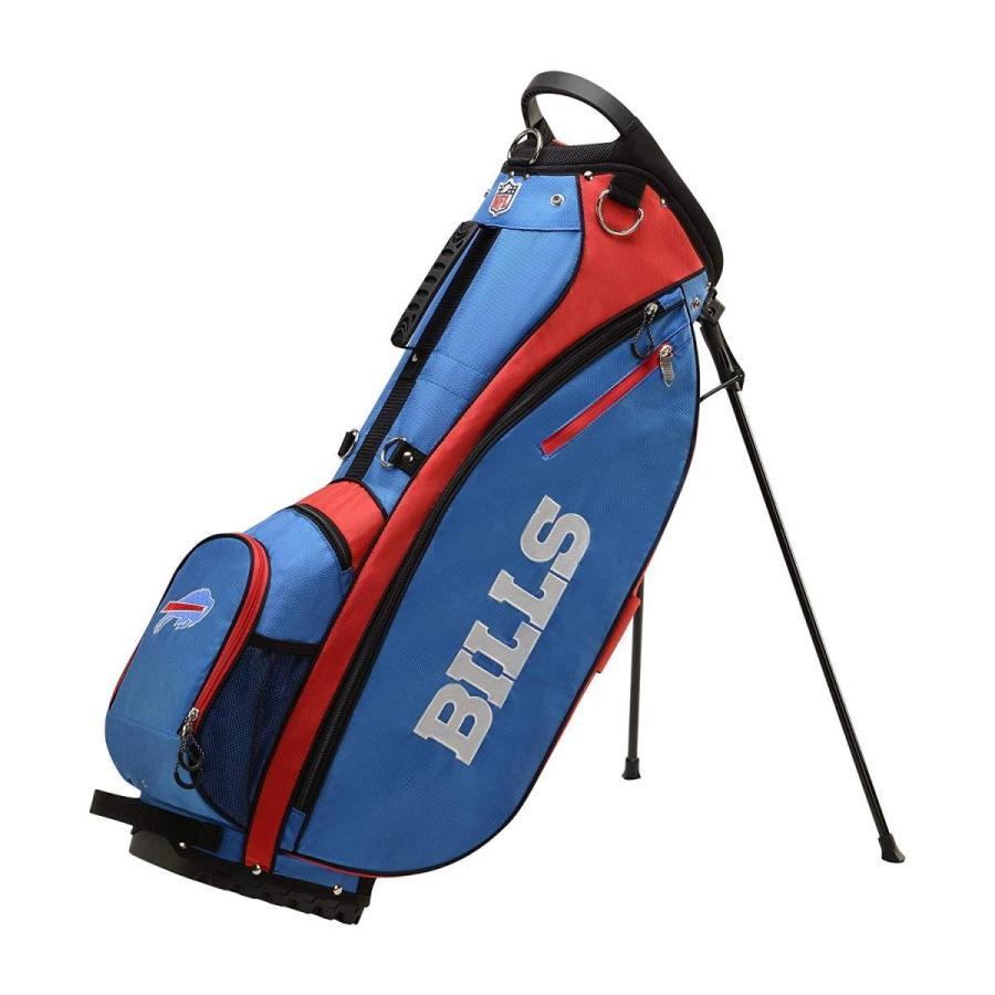 Wilson 2018 NFL Carry Golf Bag, Buffalo Bills