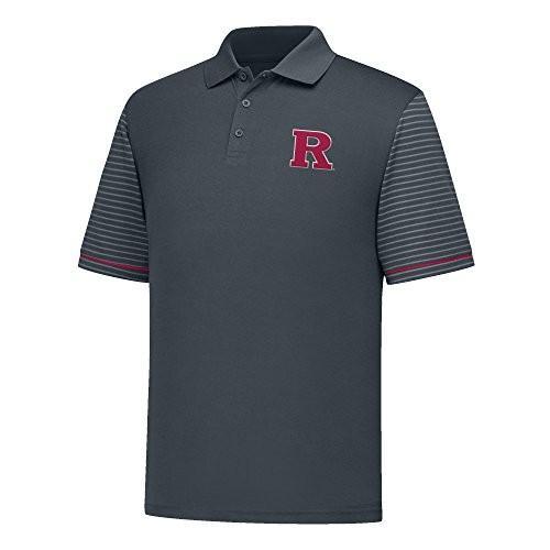 J America NCAA Rutgers Scarlet Knights Men's Linebacker II Yard Color
