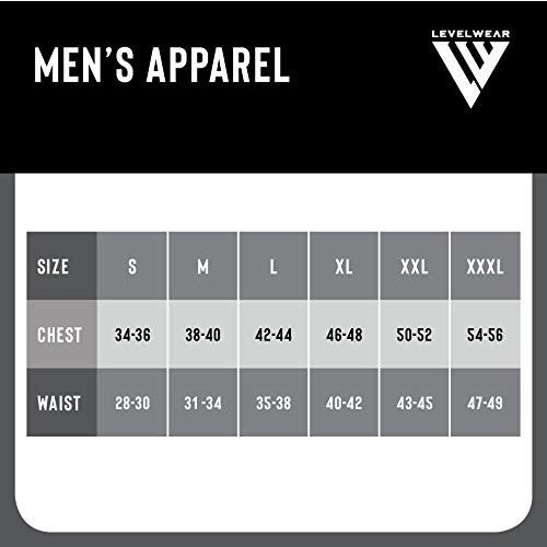 Levelwear LEY9R NHL Boston Bruins Adult Men Annex Icon Heather Long Sl
