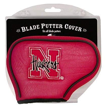 Team Golf NCAA Nebraska Cornhuskers Golf Club Blade Putter Headcover,