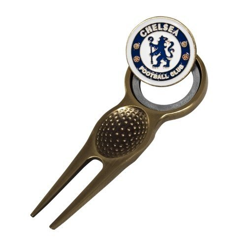 Chelsea Golf Divot Tool And Ball Markers