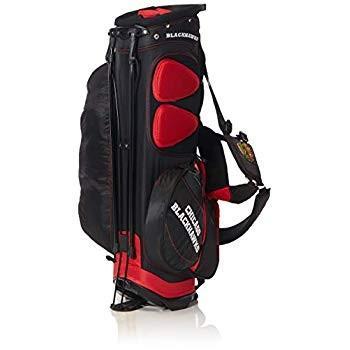Team Golf NHL Calgary Flames Fairway Golf Stand Bag, Lightweight, 14-w