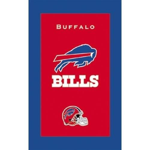 KR Strikeforce Bowling Bags Buffalo Bills NFL Licensed Towel by KR