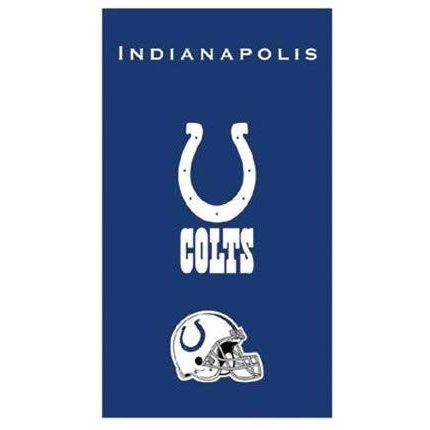KR Strikeforce Bowling Bags Indianapolis Colts NFL Licensed Towel by K