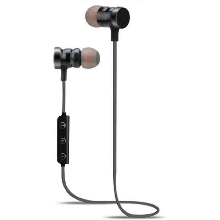 Legros8 General Stereo in-Ear Earphones Earbuds Handsfree M9 青tooth