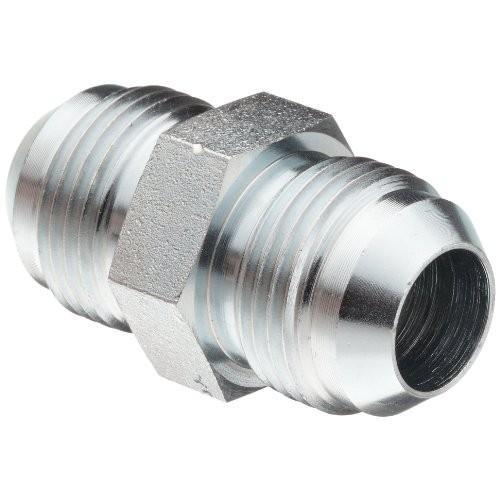 Brennan 2403-12-12 Steel JIC Fla赤 Tube Fitting, Straight, 3/4