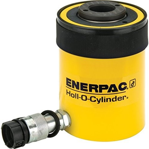 Enerpac RCH-302 Single-Acting Hollow-Plunger Hydraulic Cylinder with 3