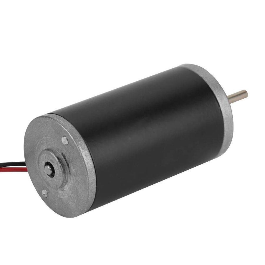 31ZY 6V/12V24V DC Permanent Magnitic Motor, 3500-8000RPM Carbon Brush