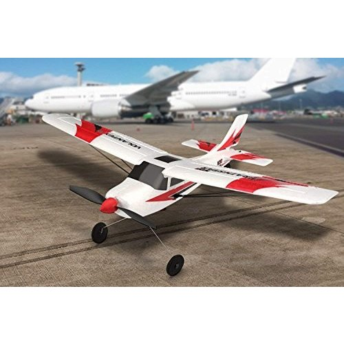 Funtech RC Airplane Remote Control Airplane 3 Channel RC Plane with 2.