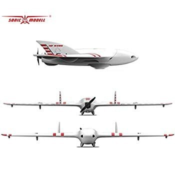 SonicModell HD Wing FPV RC Airplane UAV Platform Wingspan 1213mm 47.75