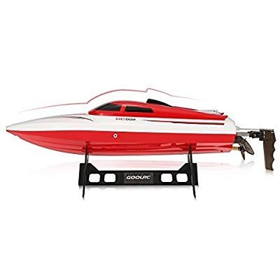 GoolRC GC002 Remote Control Boat 2.4GHz 20km/h High Speed Electric 180