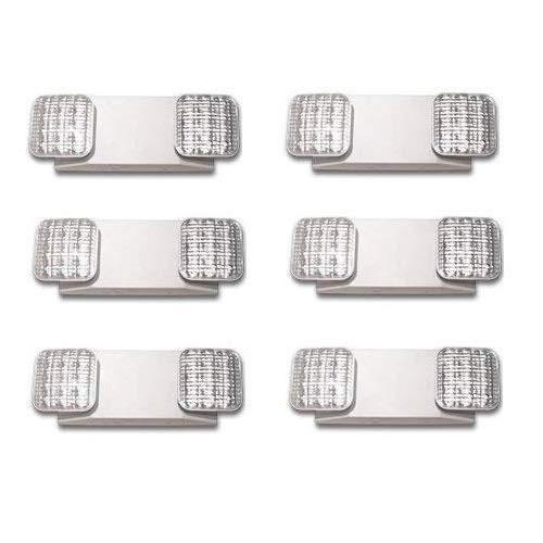 Ciata Lighting Emergency Lights | Ultra-Bright 白い LED Light with Ba