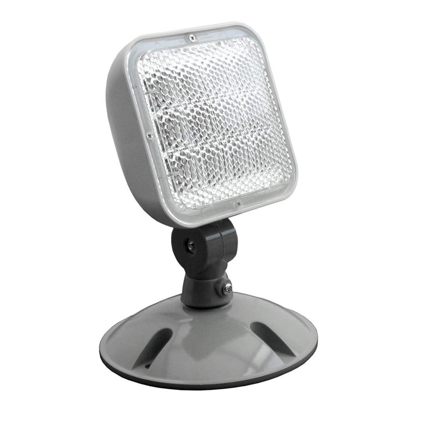 NICOR Lighting Wet Location Emergency LED Remote Head Fixture (ERL3-10