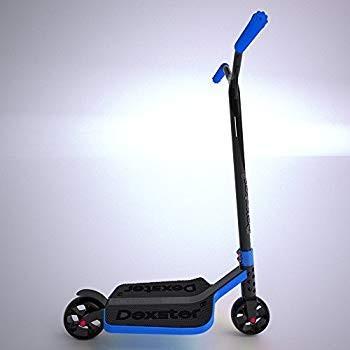 訳あり EzyRoller Dexster Cruiser Scooter - Blue Scooter Blue Dexster Wide Deck Kick Scooter - Ride, ヨミタンソン:ba2d1516 --- swamisamarth.online