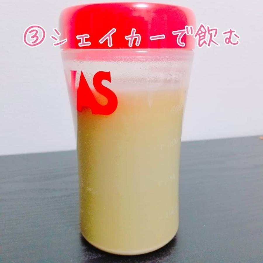 プロテイン 女性 美容 植物性 ピープロテイン 酒粕 抹茶 発酵のススメ 香料不使用|lf-shop|14