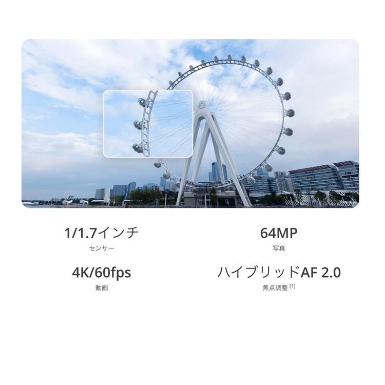 DJI Pocket2 オスモポケット2 3軸スタビライザー ジンバル ハンドヘルドカメラ スマホ iPhone コンパクト 手持ちプロ 正規品|lfs|13