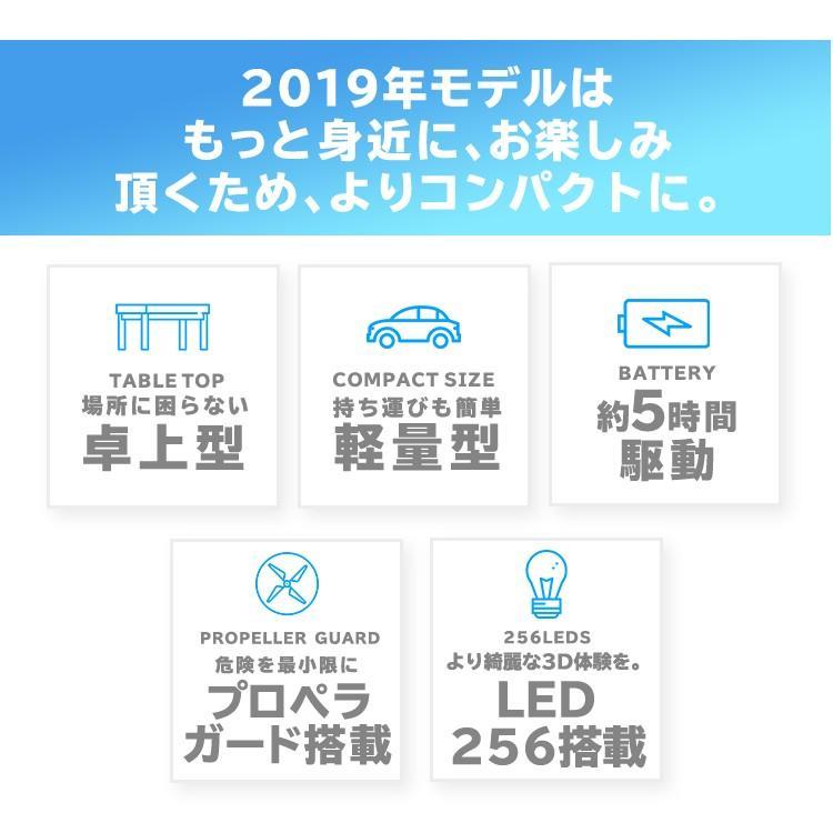 2019 3D hologramer LEDモニター 最新広告 3D映像 ディスプレイ 立体映像 広告ディスプレイ 3Dホログラム プロジェクター デジタルサイレージ LEDファン|lfs|02