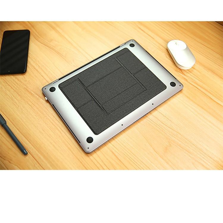 ノートパソコン スタンド 折りたたみ式 PCホルダー タブレット 角度調節 11.6~15.6インチ ノートパソコン用スタンド 薄型 MacBook Pro MacBook Air iPad Pro lfs 05