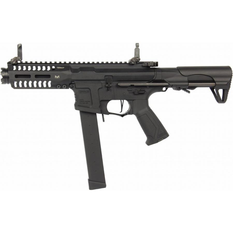 G&G ARMAMENT 【G&Gアーマメント】【G&G電動ガン】 ARP 9 ブラック EGC-ARP-9MM-BNB-NCS liberator