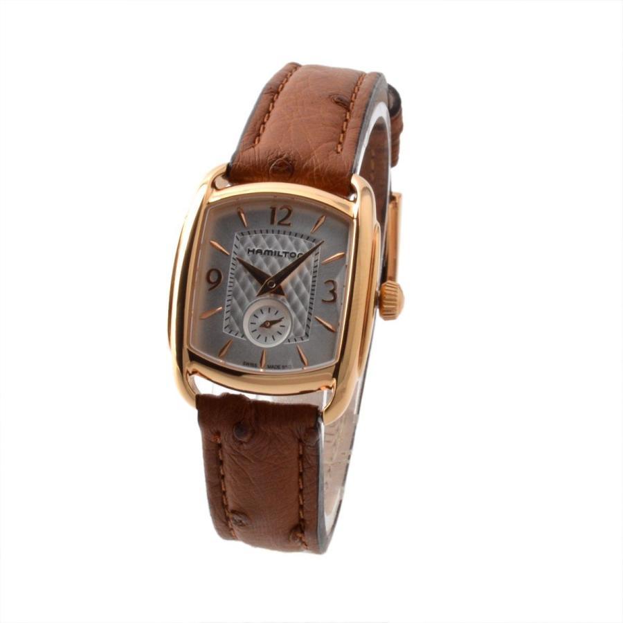 完成品 ハミルトン HAMILTON 腕時計 H12341555 (バグリー) BAGLEY (バグリー) レディース ハミルトン 腕時計, 久万高原町:ff424671 --- airmodconsu.dominiotemporario.com