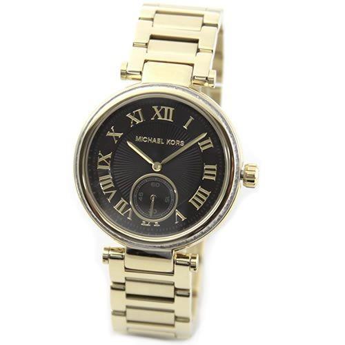 【セール 登場から人気沸騰】 【送料無料♪】マイケル コース コース MK5989 MK5989 煌びやかなラインストーン、 見やすい大きめサイズのレディス腕時計, インテリアカフェ:2999cf69 --- airmodconsu.dominiotemporario.com