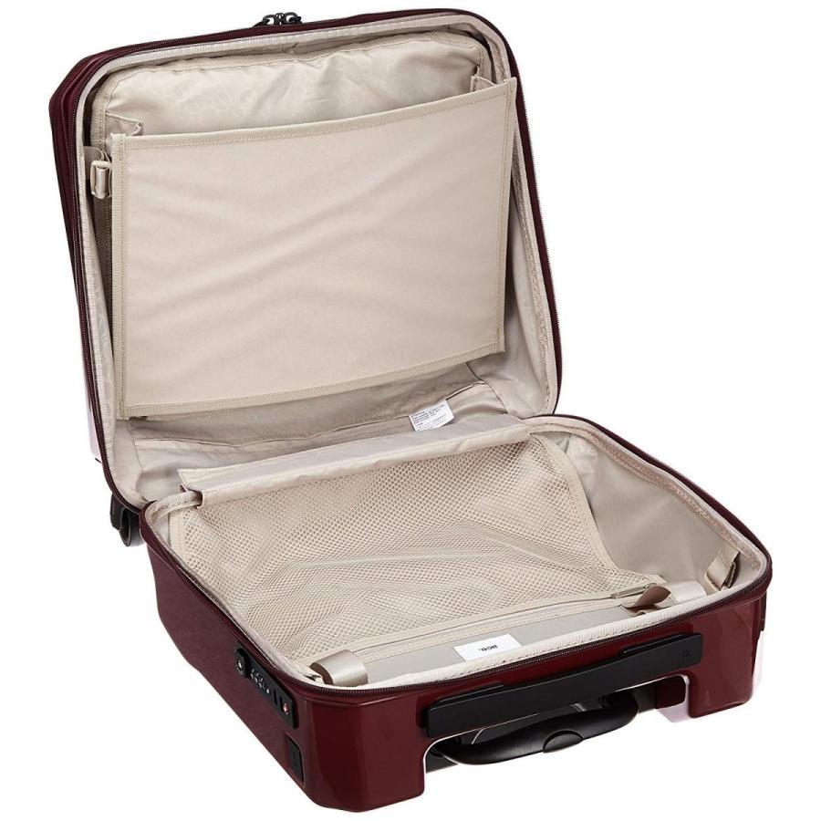 エースジーン ace.GENE スーツケース スクエアワン 25L 2.8kg TSAダイヤルファスナーロック 05641 07 (ワイン)