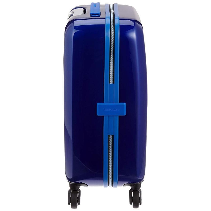イノベーター innovator ZIPPER CARRY 38L INV48T SURF BLUE/YELLOW (ブルーxイエロー)