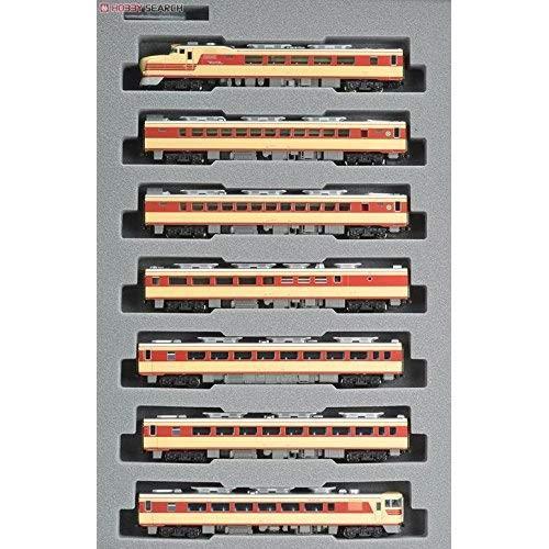 Nゲージ 10-849 キハ81系「くろしお」 7両基本セット