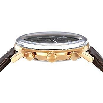 人気ブランド ツェッペリン 腕時計 Hindenburg グレー文字盤 7084-2 並行輸入品 ブラウン, SDSダイレクトショップ 956e79bc