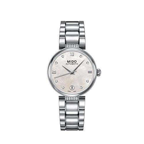 美品  ミドー 腕時計 BARONCELLI (バロンチェッリ) M0222076111611 レディース 正規輸入品 シルバー, 時計館 6224bfb9