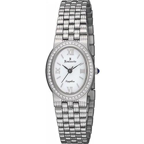 【お得】 ロマネッティ 腕時計 RE-3523L-6 シルバー, 中村屋 eb209785