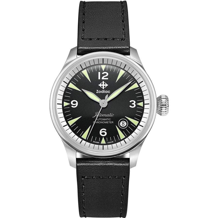 非常に高い品質 ゾディアック 腕時計 JETOMATIC 腕時計 ZO9150 ZO9150 メンズ JETOMATIC 正規輸入品 ブラック, e-mu:852fe80f --- airmodconsu.dominiotemporario.com