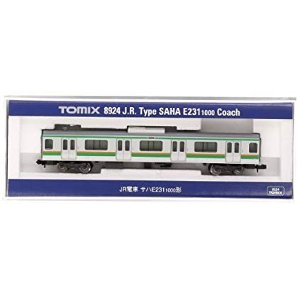 TOMIX Nゲージ サハE231-1000 8924 鉄道模型 電車