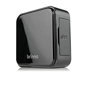 Brinno Wi-Fiダイレクト式ステップビデオ&タイムラプスカメラ「TLC130」