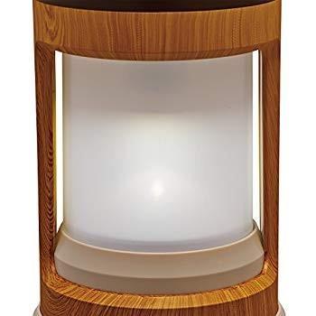 Coleman(コールマン) ライト バッテリーロックUSBリチャージブルランタン ナチュラルウッド 2000031277